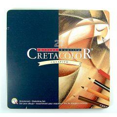 Cretacolor Creativo Artists Pencil Drawing Set