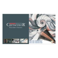 Cretacolor Advanced Teachers Choice Artists Pencil Set