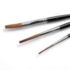 Da Vinci Calligraphy Brush Set of 3