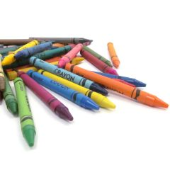 Reeves Colour It! 36 Wax Crayons