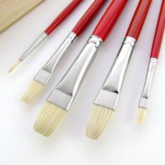 Da Vinci Maestro 2 Bristle Brush Set in Wooden Box Set 5245