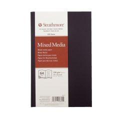 "Strathmore Series 500 Mixed Media Hardback Art Journal 5.5"" x 8.5"""