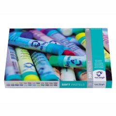 Van Gogh 24 Colour Soft Pastel Artists Set