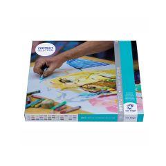 Van Gogh 36 Colour Soft Pastel Artists Portrait Set