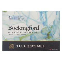 Bockingford Watercolour Gummed Pads