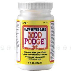 Mod Podge Decoupage Glue & Varnish Glow in the Dark