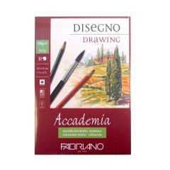 Fabriano Accademia Paper Pads 200gsm