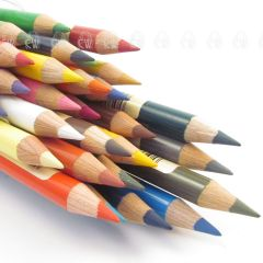 Faber Castell Artists Polychromos Single Colour Pencils