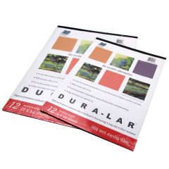 Dura-Lar 12 Wet Media Acetate Alternative sheet Pads