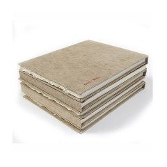 Khadi Paper Hard Back Book Rough Surface 21x25cm