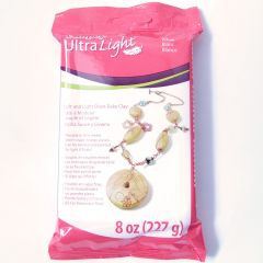 Sculpey Ultra Light White Polymer Oven Modelling Clay