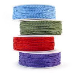 Jomil 2mm Twisted Rayon Cord