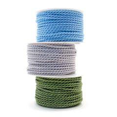 Jomil 4mm Twisted Rayon Cord