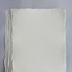 Khadi White Cotton Paper Pack 320gsm A3 100 Sheets