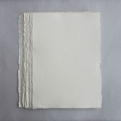 Khadi White Cotton Paper Pack 320gsm A4 100 Sheets