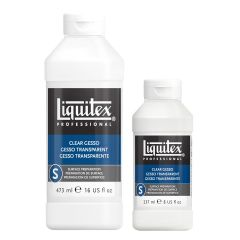 Liquitex Artists Clear Gesso