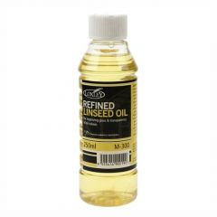 Loxley Artists Refined Linseed Oil 250ml