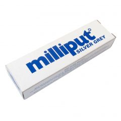 Milliput Epoxy Putty Silver Grey