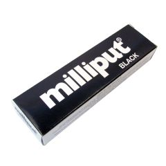 Milliput Epoxy Putty Black
