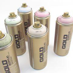 Montana Gold Artists Acrylic Spray Paint