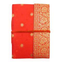 Paper High Medium Sari Notebook