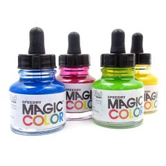 Magic Color Liquid Acrylic Ink Colour 28ml