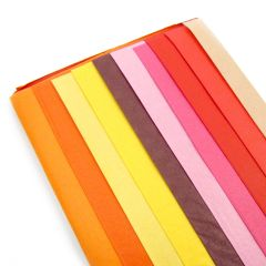 Tissue Paper Yellows & Reds 20 Sheet Pack