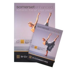 Somerset Enhanced Satin Digital InkJet Paper