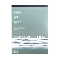 Seawhite Watercolour Paper Pads 350gsm