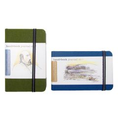 Travelogue Series Artists Pocket Journal