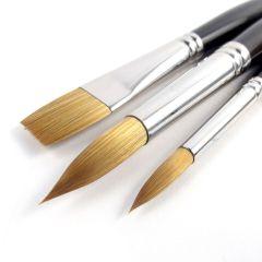 Pro Arte Artists Prolene 3 Brush Wallet Set W5