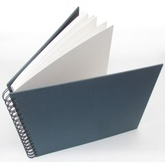 Seawhite A4 Watercolour Book 350gsm Spiral Bound