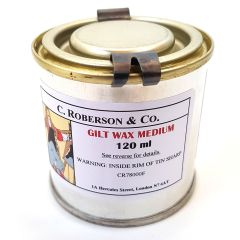 Roberson Gilt Wax Medium 120ml