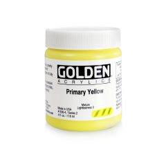 Golden Heavy Body Artists Acrylic 118ml