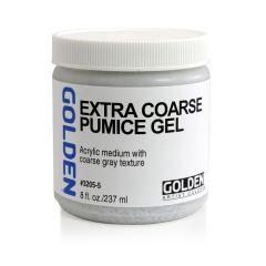 Golden Pumice Gel Extra Coarse 236ml