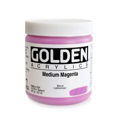 Golden Heavy Body Artists Acrylic 237ml