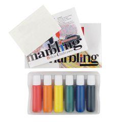 Sakura Japanese Marbling Inks Box Set