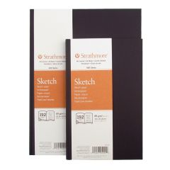 Strathmore Series 400 Sketch Paper Hardback Art Journals
