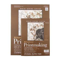 Strathmore Series 400 Printmaking Paper Pads 280gsm