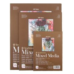 Strathmore Series 400 Mixed Media Pads 300gsm