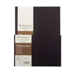 Strathmore Series 400 Watercolour Art Journals 300gsm 140lbs