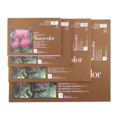 Strathmore Series 400 Watercolour Paper Blocks 300gsm/140lbs