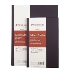 Strathmore Series 500 Mixed Media Hardback Art Journals