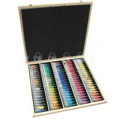Sennelier Artist Watercolour Wooden Box Set of 98 x 10ml Tubes