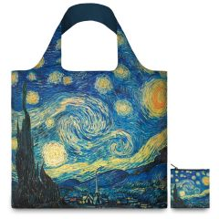 LOQI Museum Collection Tote Bag 'The Starry Night'