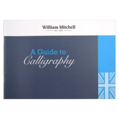 William Mitchell 'A Guide to Calligraphy' Booklet