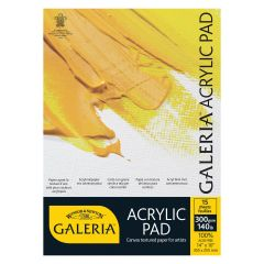 Winsor & Newton Galeria Paper Pads for Acrylic 300g