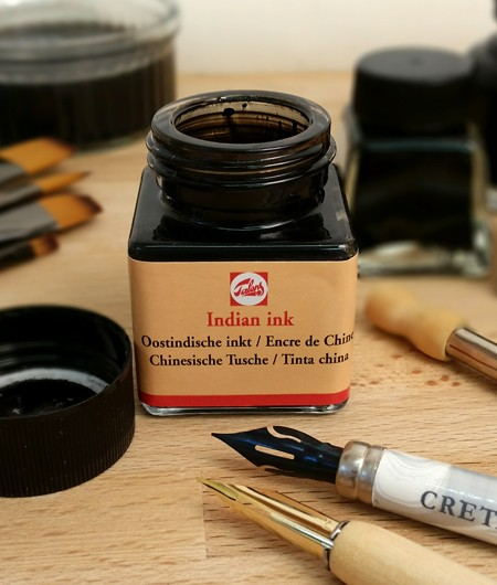 Talens Black Indian Ink