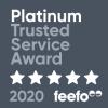 Feefo Trusted Merchant 2020