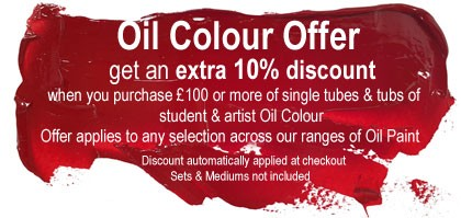 Oil Colour Offer